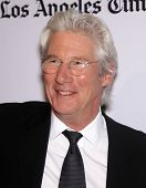 LOS ANGELES - OCT 22:  Richard Gere arrives to Hollywood Film Awards Gala 2012 on October 22, 2012 in Beverly Hills, CA