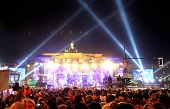 New Year Celebrations In Berlin, Germany