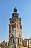 Town Hall in Cracow