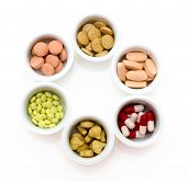 Drugs: Vitamins, Pills And Tablets