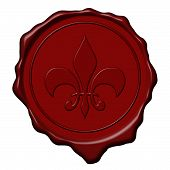 Royal Sign Wax Seal