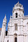 Cathedral St. Jeronimos (Lisbon,Portugal)