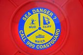 Coastguard Sign