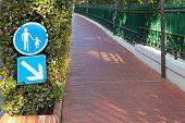 Percurso pedestre