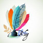 Conceito de blog