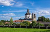 picture of cult  - Pazhayslissky monastery in Kaunas, Lithuania