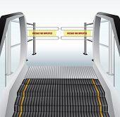 Escalator And Tourniquet