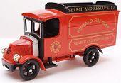 Antique type Fire Truck
