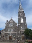 St. Mary Roman Catholic Church in Norwalk, Connecticut