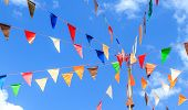 Colorful Of Pennants