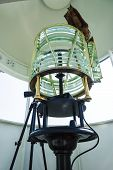 Lighthouse From The Inside, Marken, The Netherlands