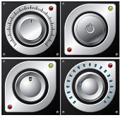 Volume, Amplifier And Button Design