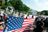 March For Immigration Rights And Reform To White House