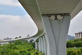 High-Speed Rail Viaduct
