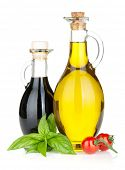 pic of vinegar  - Olive oil - JPG