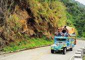 Overflowing Jeepney