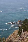 Big Sur California USA Coast