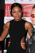 LOS ANGELES - FEB 23:  Naomie Harris at the LA Italia Opening Night at TCL Chinese 6 Theaters on Feb