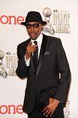 vLOS ANGELES - FEB 22:  Arsenio Hall at the 45th NAACP Image Awards Press Room at Pasadena Civic Aud