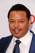 LOS ANGELES - FEB 22:  Terrence Howard at the 45th NAACP Image Awards Arrivals at Pasadena Civic Aud