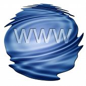 Internet Technology Concept: Www