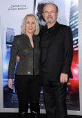 LOS ANGELES - FEB 10:  Kurtwood Smith & Joan Pirkle arrives to the