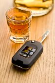 the concept for drink driving