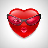 Heart character
