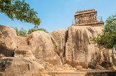 Old Lighthouse In Mahabalipuram