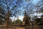 Wat Phra Sri Sanphet, Ayudhya Province, Thailand