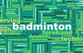 Badminton Concept as a Sport Game for Recreation