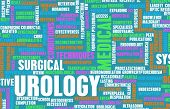 Urology or Urologist Medical Field Specialty As Art