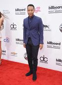 LAS VEGAS - MAY 18:  John Legend arrives to the Billboard Music Awards 2014  on May 18, 2014 in Las
