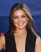 LOS ANGELES - JUL 17:  Danielle Campbell arrives to the CBS-CW-Showtime Summer TCA Press Tour 2014