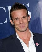 LOS ANGELES - JUL 17:  Cam Gigandet arrives to the CBS-CW-Showtime Summer TCA Press Tour 2014  on Ju