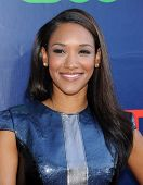 LOS ANGELES - JUL 17:  Candice Patton arrives to the CBS-CW-Showtime Summer TCA Press Tour 2014  on July7, 2014 in West Hollywood, CA.