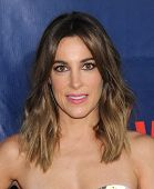 LOS ANGELES - JUL 17:  Lindsay Sloane arrives to the CBS-CW-Showtime Summer TCA Press Tour 2014  on July7, 2014 in West Hollywood, CA.