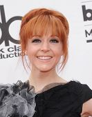 LAS VEGAS - MAY 18:  Lindsey Stirling arrives to the Billboard Music Awards 2014  on May 18, 2014 in