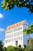 Plumlov Palace, Czech Republic