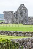 ruins of Glenluce Abbey, Wigtownshire, Scotland