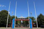 Billie Jean King National Tennis Center South Plaza
