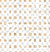 Pattern icons, Web