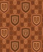 Background arms brown