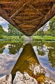 Covered Bridge Underbelly