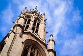 foto of fleet  - Photo of the St Dunstan in the West church in Fleet Street London UK - JPG