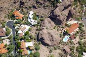 Swimming Pools On Camelback Mountain