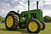 Restored D John Deere Tractor