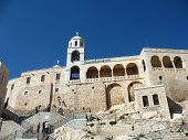 Syria, The Monastery Safyta