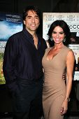 LOS ANGELES - AUG 15:  Vincent Spano, Betsy Russell at the