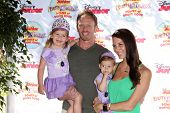 LOS ANGELES - AUG 16:  Ian Ziering at the Disney Junior's Pirate and Princess: Power of Doing Good at Avalon on August 16, 2014 in Los Angeles, CA